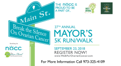 2018 Ovarian Cancer Mayors 5K