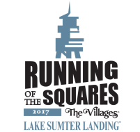 Running the Squares Lake Sumter Landing
