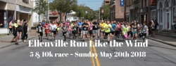 2019 Ellenville Run Like the Wind 5K