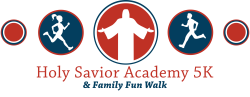Holy Savior Academy 5K Run and Family Fun Walk