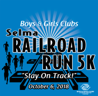 Boys & Girls Clubs: Selma Railroad Run/Walk 5K