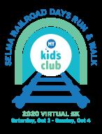 My Kid's Club Railroad Days Virtual 5K Run & Walk