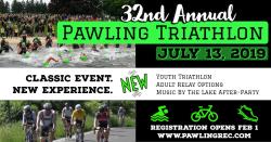 32nd Annual Pawling Triathlon