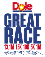 35th Dole Great Race: Half Marathon, 5K, 10K, 15K, 1M