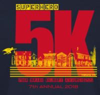 TBI Superhero 5K