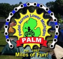 Pedal Across Lower Michigan (PALM)