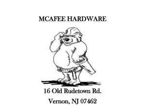 mcafee hardware