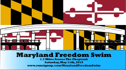 Maryland Freedom Swim