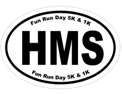 TBD - HMS Fun Run Day (2020) - 5K Road Run & Student 1K