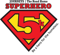 Superhero 5K Run/Walk