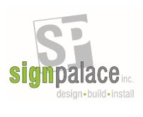 Sign Palace