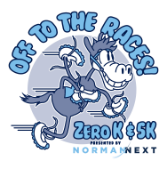 NormanNEXT Off to the Races Zero K 5K