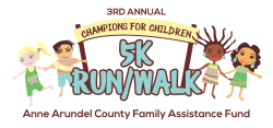 Champions for Children 5K Fun Run/Walk