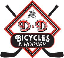 D&D Bicycles and Hockey