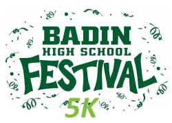 Badin High School Festival 5k