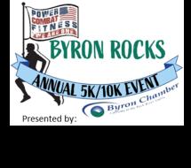 Byron Rocks May Day 5k & 10k