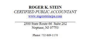 Roger K. Stein, CPA