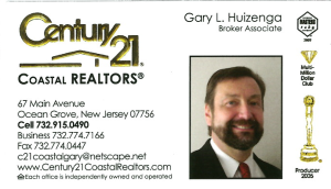 Century 21 Coastal Realtors-Gary Huizenga