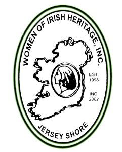 Women of Irish Heritage Jersey Shore