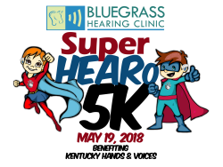 Kentucky Hands & Voices SuperHEARo 5K