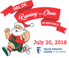 Running For A Claus 5k Run/Walk