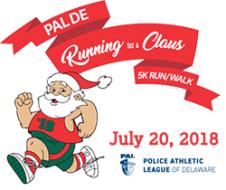 Running For A Claus 5k Run/Walk