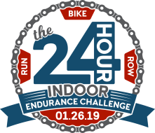 24-Hour Indoor Endurance Challenge