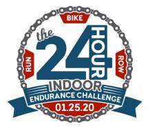 24-Hour Indoor Endurance Challenge