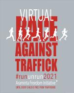 Race Against Traffick 5K/10K Run, Family Fun Walk and #RunUnRun - VIRTUAL
