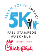 Urban Youth Impact Fall Stampede 5K Run/Walk Presented by Chick-fil-A