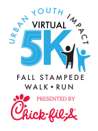 Urban Youth Impact Virtual Fall Stampede 5K Run/Walk Presented by Chick-fil-A