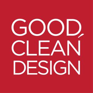 •Good, Clean Design