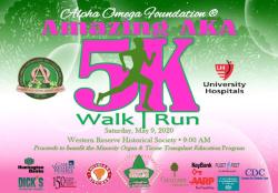 Virtual Amazing AKA 5K Walk & Run