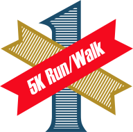 The 1Run Virtual 5K Fundraiser