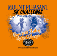 2019 Mount Pleasant 5K Run/Walk and the 5 or 10 MILE Bike!