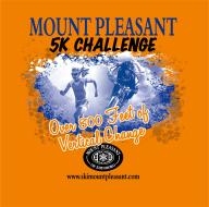 2018 Mount Pleasant 5K Run/Walk OR 5 Mile Bike