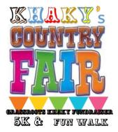 KHAKY's Country Fair 5k and Fun Run/Walk - CORBIN, KY