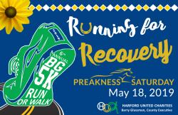 BG 5K Run/Walk - Running for Recovery in Harford County