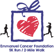 3rd Annual Emmanuel Cancer Foundation 5K Run & Walk to Help Kids with Cancer