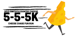 Smith's Country Cheese 5-5-5K Cheese Chase Charity Fun Run & Kids Holstein Hustle
