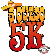 The Jeff and Jenn Show's 5Queso 5K with Tin Lizzy's Cantina