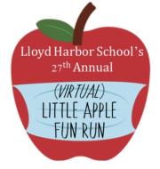 Lloyd Harbor School's 27th Annual (Virtual) Little Apple Fun Run