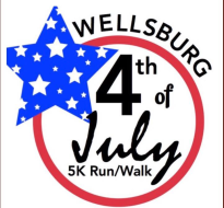 Wellsburg 4th of July 5K Run/Walk