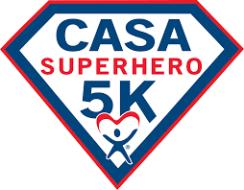 VIRTUAL Grand Prairie CASA Superhero 5K Event