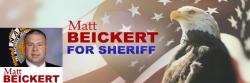 The Matt Beickert for Sheriff 5k