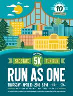 10th Annual Sac State 5K Fun Run