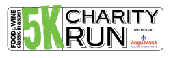 FOOD & WINE Celebrity Chef 5K Charity Run