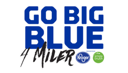 Go Big Blue 4 Miler Presented by Kroger Simple Truth