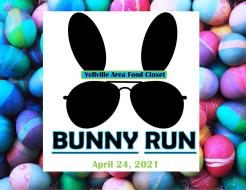 Yellville Area Food Closet Bunny Run 2021