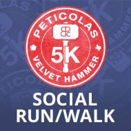 Velvet Hammer 5K Social Run/Walk - August